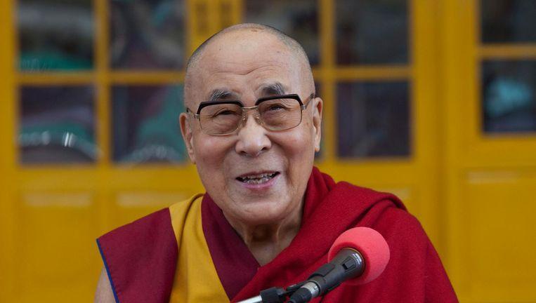 Dalai Lama. Beeld AP