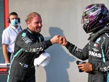 Bottas schikt zich ook dit seizoen weer in bijrol bij Mercedes: 'Hij is veel te aardig'