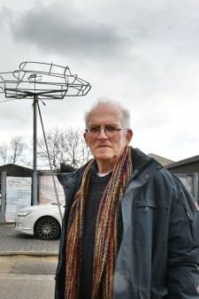 De simpelste kunstroof ooit: Hoe het werk van Ton Harmsen in Enschede verpatst werd op een forum