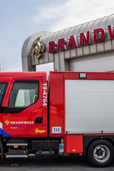 Brandweer rukt uit voor brand in polder Scherpenisse