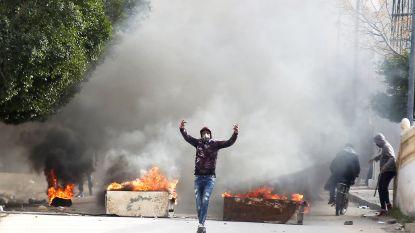 Nieuwe protestgolf in Tunesië nadat journalist zichzelf in brand steekt
