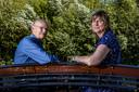 """Henk en Judit Vrielink van Ardennen Plezier noteren veel belangstelling voor de vakantiehuizen die zij bemiddelen. ,,We groeien nog steeds."""""""