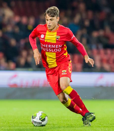Oud-Eagle Stefano Beltrame keert terug bij FC Den Bosch