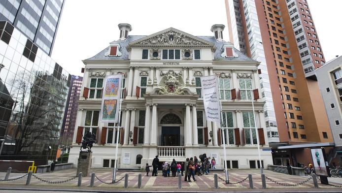 Het Schielandshuis in Rotterdam.