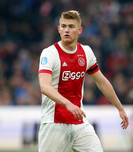 De Ligt en Mazraoui sluiten aan bij Ajax