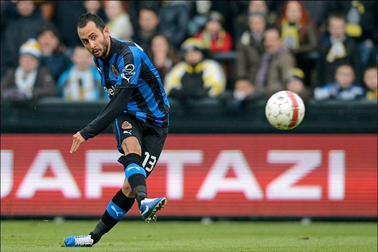 Vázquez mikt de 0-1 voorbij Lazic.