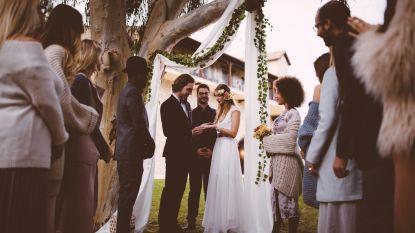 Grassen, granen, een stralende bruidegom en 8 andere trouwtrends voor 2019