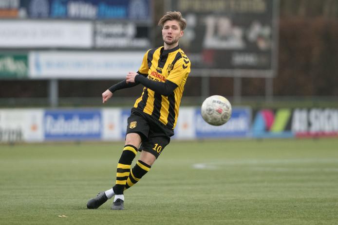 Daniël van Warven rekent bij Sportlust op meer speeltijd dan bij DVS'33.