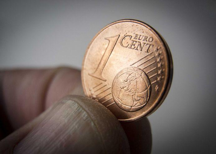 De euromunten van één en twee cent moeten verdwijnen, als het aan de Europese Commissie ligt