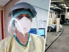Roos Vormer geeft blik achter schermen van corona-afdeling Gents ziekenhuis