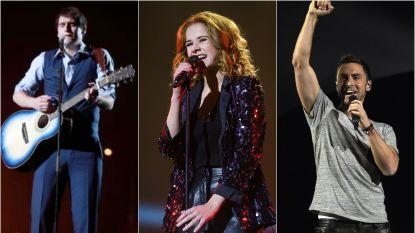 Van Lena tot Loreen: dit waren de grootste Songfestivalhits in België