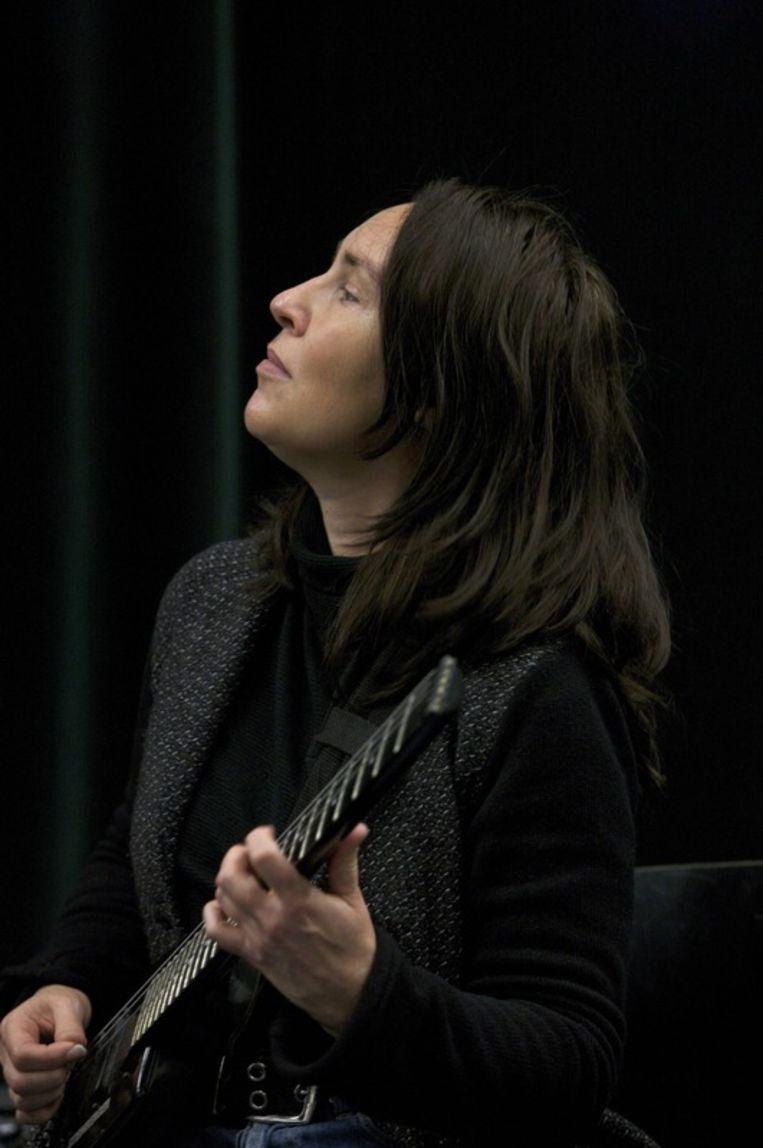 Corrie van Binsbergen. Foto Peter Elenbaas Beeld
