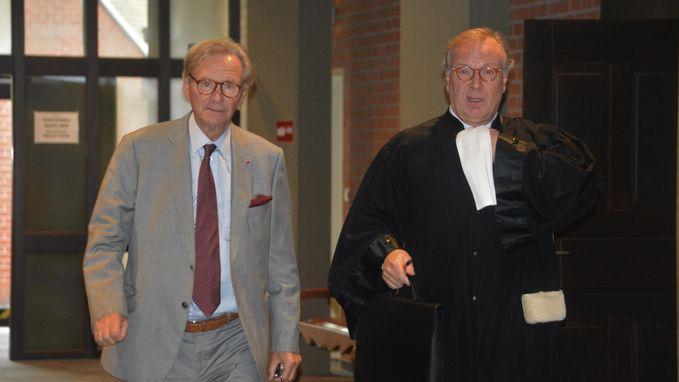 Willy Naessens komt zich persoonlijk verontschuldigen bij politierechter