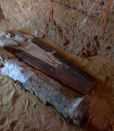 Un cimetière de l'Ancien empire datant de 4.500 ans découvert en Égypte