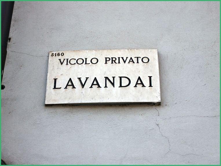null Beeld Inner Circle - Vicolo dei Lavandai
