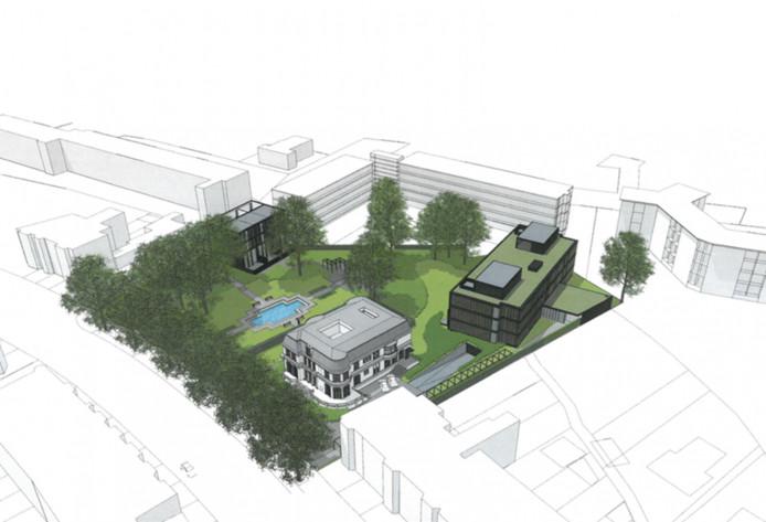 Nieuwbouwplan Villa Trianon