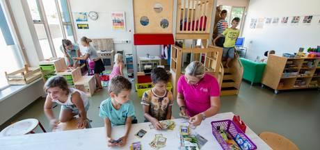Onderwijsfeestje bij Op Dreef in Putte