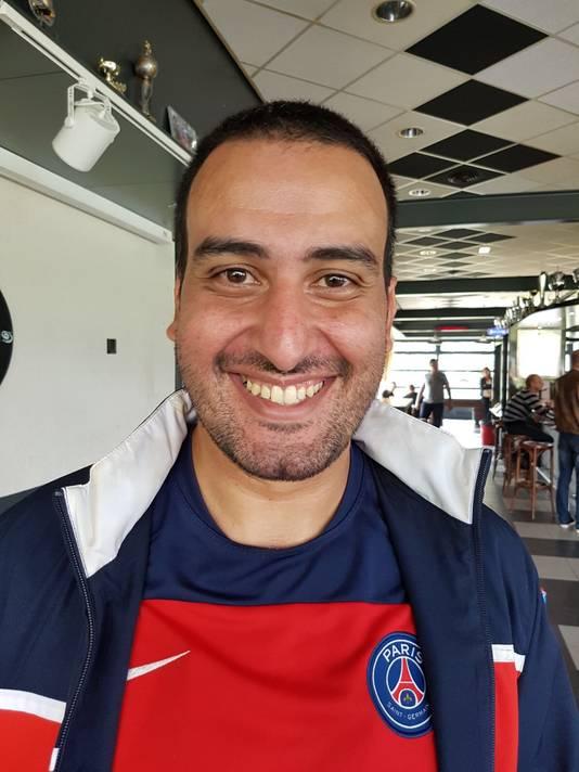 Yassine Majiti.