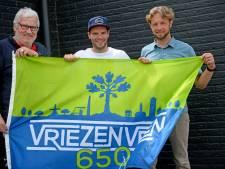 Vriezenveen pakt met Lange Frans en Douwe Bob uit voor 650ste verjaardag