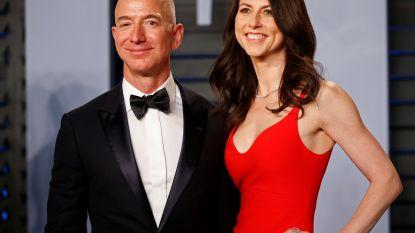Scheiding van Amazon-topman Jeff Bezos is rond: schikking ter waarde van 38 miljard dollar