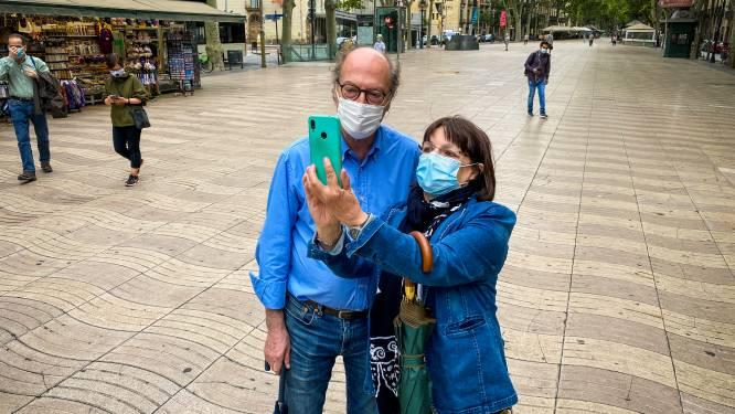 Wie naar Spanje wil moet vanaf maandag negatieve coronatest kunnen voorleggen