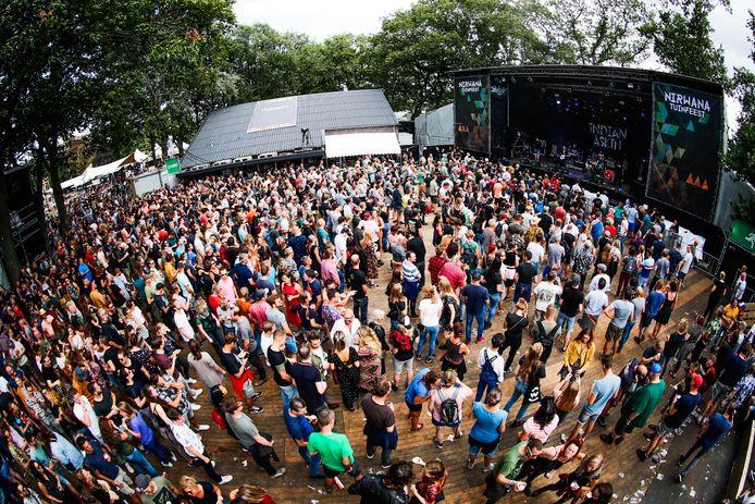 Nirwana Tuinfeest in Lierop in 2019.