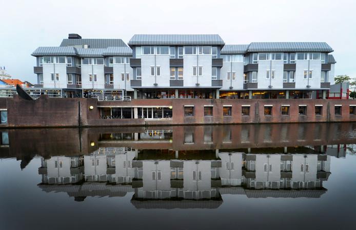 Het pand van de ZB in Middelburg