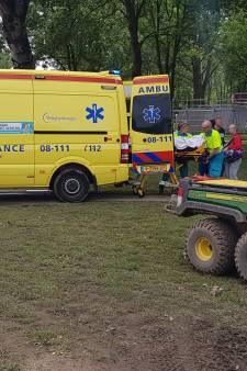 Deelneemster Strong Viking Obstacle Run onderkoeld naar ziekenhuis