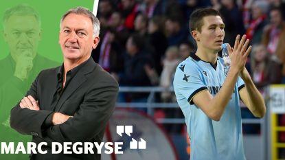 """Onze huisanalist Degryse na eerste competitiehelft: """"Club moet leren omgaan met status, bij Anderlecht is ommekeer ingezet"""""""
