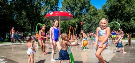 Drukte bij de waterspeelplaats en plonzen bij een verborgen natuureilandje: zo wordt de zomer gevierd!