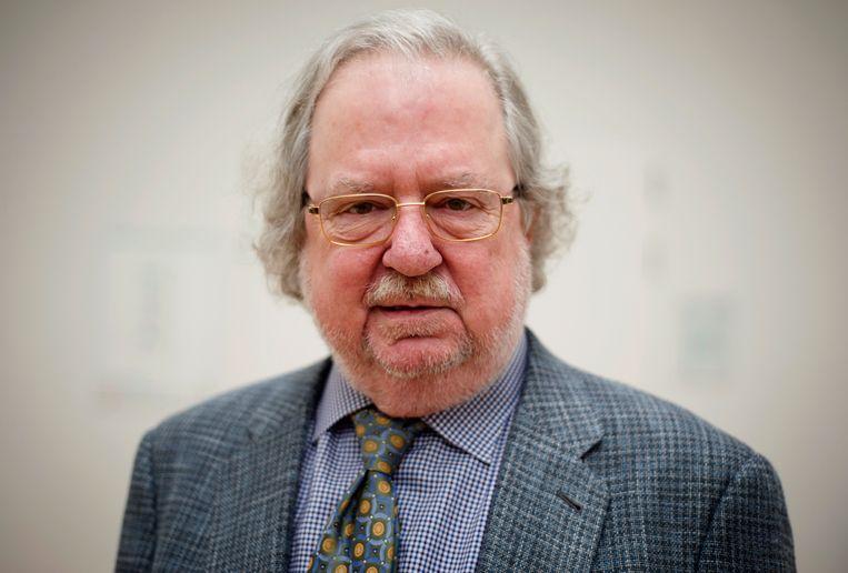 Kersverse Nobelprijswinnaar James P. Allison Beeld AP