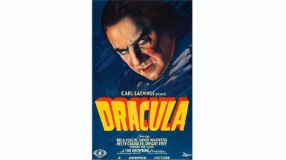 Filmposter van Dracula geveild voor 450.000 euro