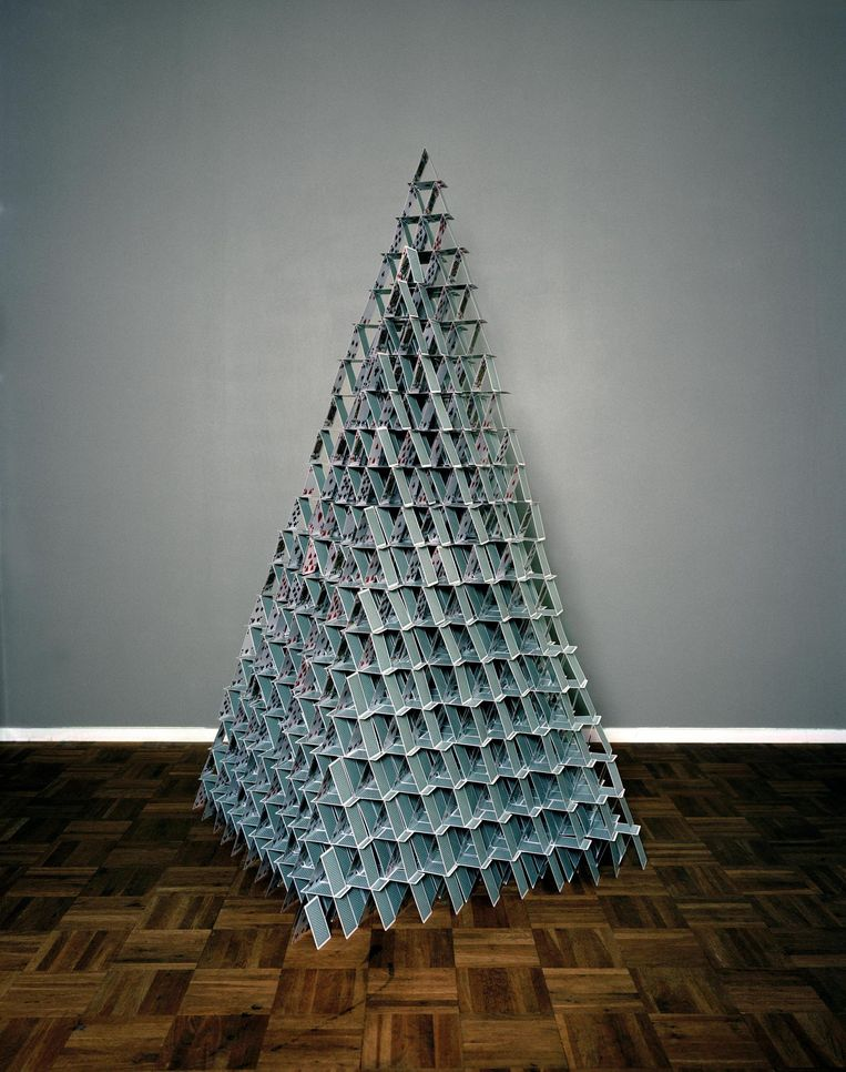 Lana Mesic (LhGWR), 150 x 118 cm. Oplage: 5 plus 2. Prijs: € 5.000 Beeld null