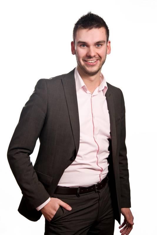 Verkeerspsycholoog Robbin Lankhuijzen: ,,Menselijke gedrag is van grote invloed op het verkeer.''