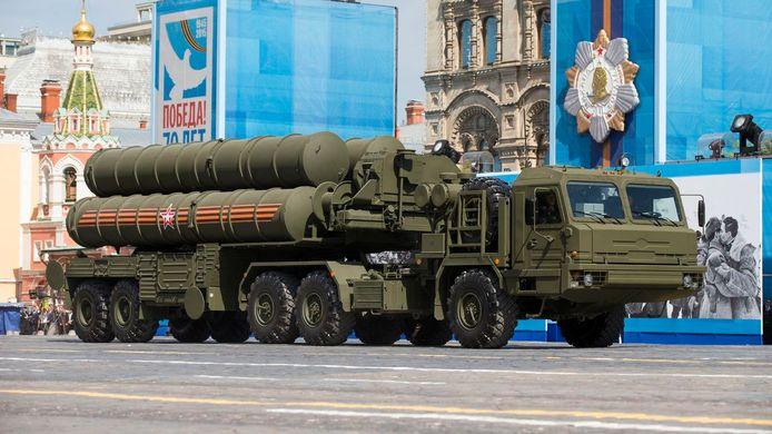 Russische S-400-raketten.