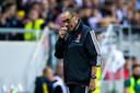 Trainer Maurizio Sarri ontbreekt vandaag bij Juventus.
