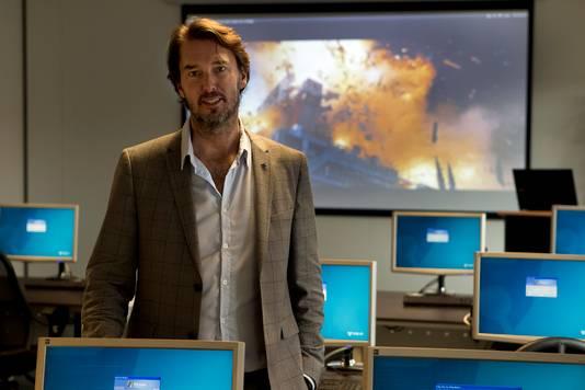 Ronald Prins, oprichter en directeur van internetsecurity-bedrijf Fox-IT.