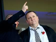 Eigenaar zet Newcastle United weer in de etalage