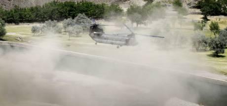 Helikoptercrash eist hoogste aantal militaire slachtoffers op 1 dag in Afghanistan
