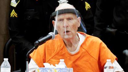 'Golden State Killer' pleit schuldig aan zeker 13 moorden en tientallen verkrachtingen