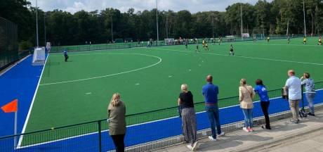 Hockey Gilze-Rijen neemt nieuwe velden in gebruik: 'Hierop kun je altijd spelen'