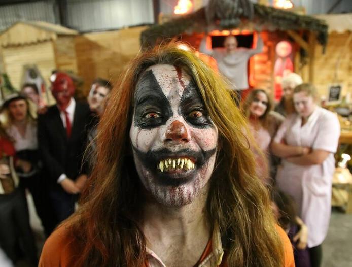 Halloween Friesland.Ik Ben Halloween Acteur Naast Je Kantoorbaantje Even