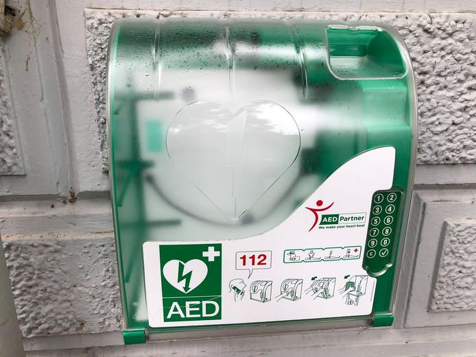 Ook Dordrecht had eerder te maken met diefstal van AED's, zoals in het Oranjepark.