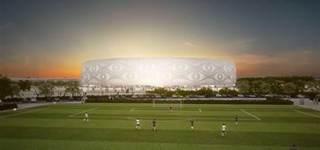 Qatar toont ontwerp WK-stadion
