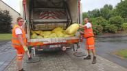 Sp.a waarschuwt: Afschaffen gele vuilniszakken dreigt dure grap te worden