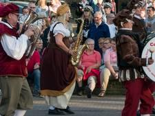 Fontanusplein omgetoverd tot muziekparadijs