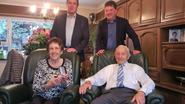Julien (93) en Maria (87) vieren briljant