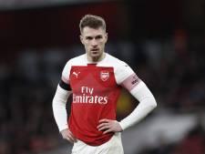 Na elf jaar Arsenal vertrekt Ramsey naar Juventus