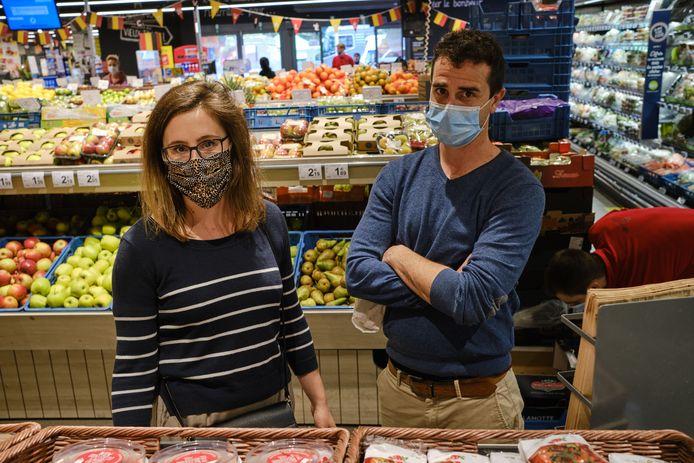 Pour aller faire ses courses, il faudra désormais porter obligatoirement un masque.