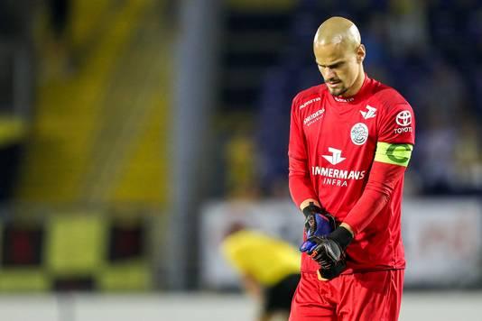 Van der Steen moest ondanks een uitstekend optreden in de slotfase capituleren.